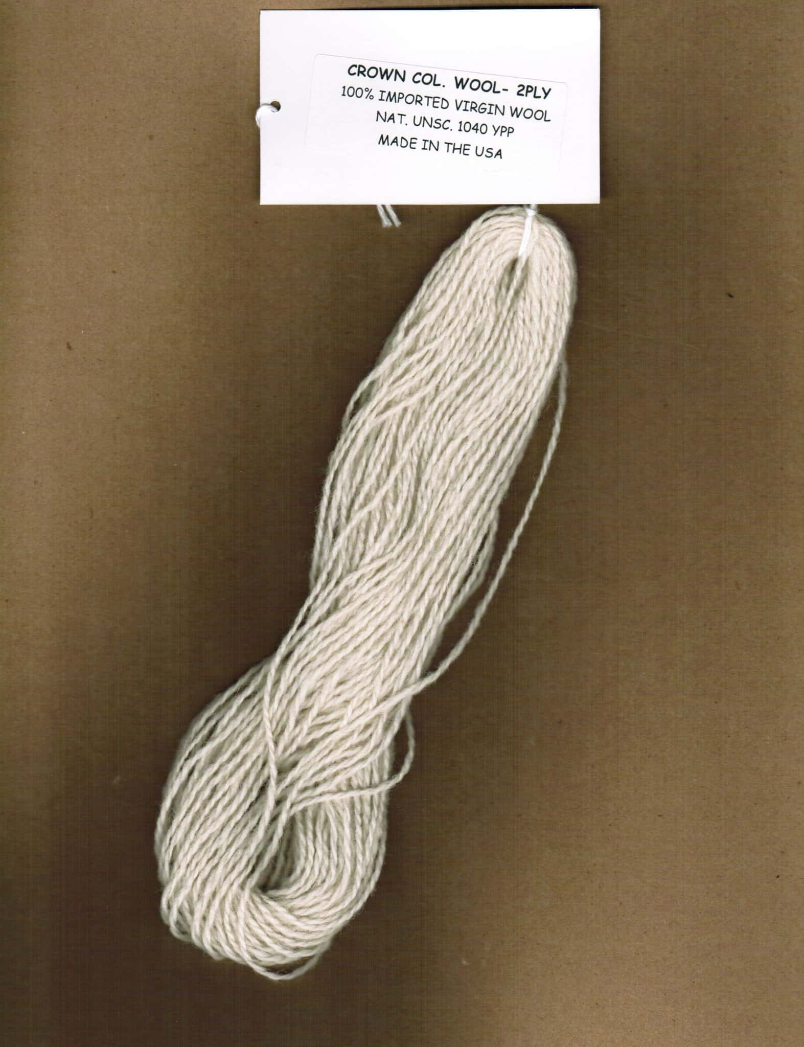 Crown Colony Wool 2 Ply Image