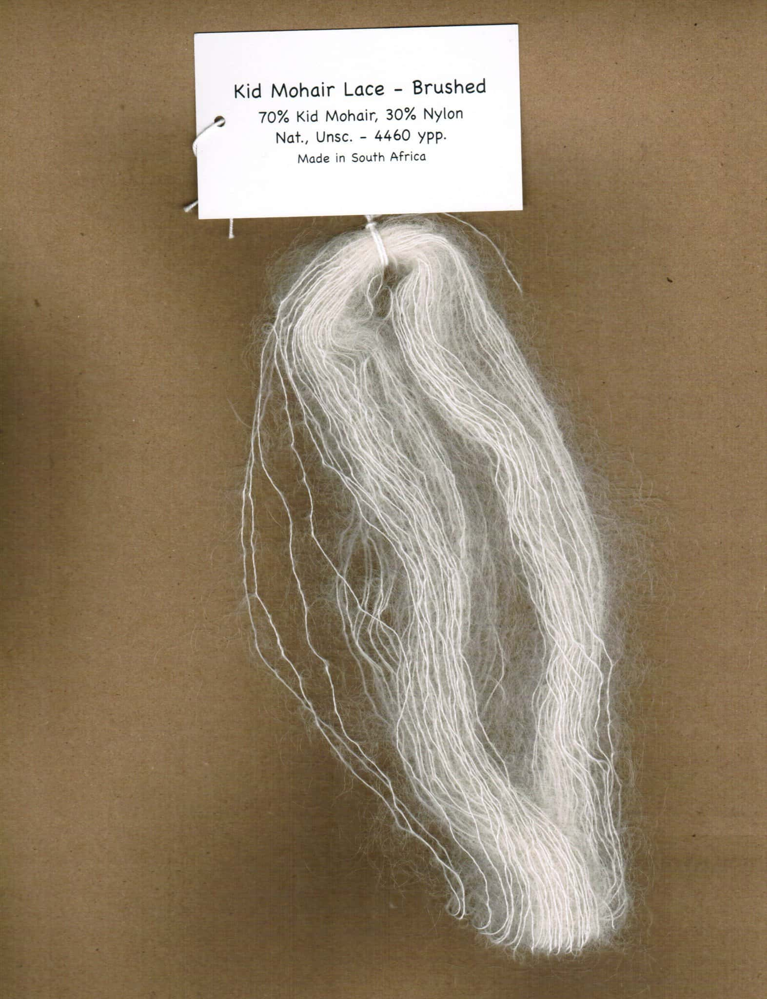 Kid Mohair Lace Brushed Image
